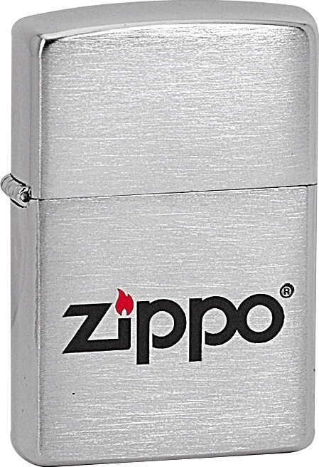 Zippo zapalovač 21548 Zippo Logo LC