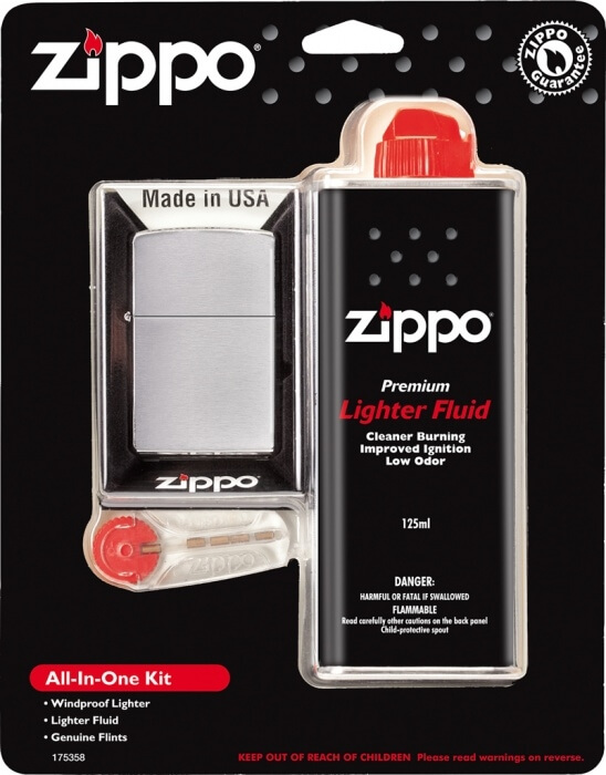 Zippo All in One Kit 30035