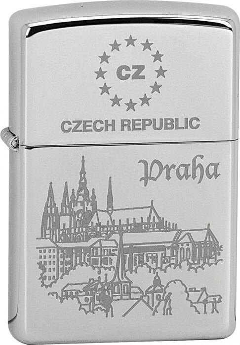 Zippo zapalovač 22711 Praha