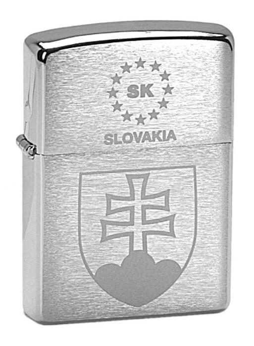 Zippo zapalovač 21363 Slovak Coat of Arms