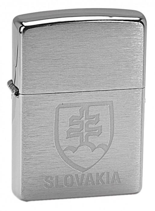 Zippo zapalovač 21053 Slovak Coat of Arms