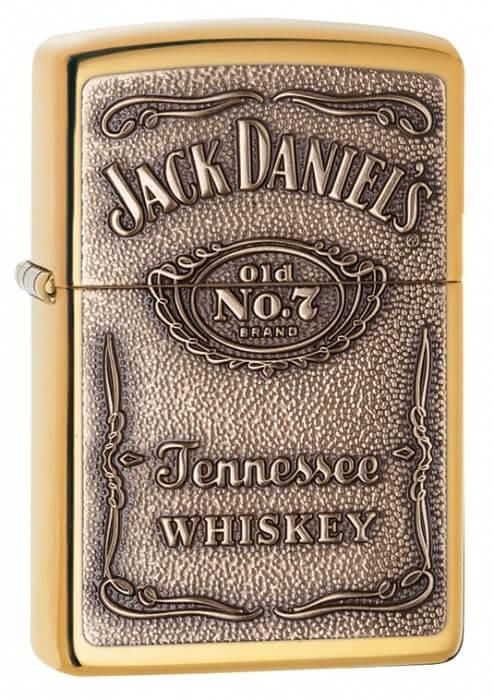 Zippo zapalovač 24146 Jack Daniels