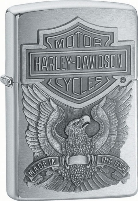 Zippo zapalovač 21578 Harley-Davidson