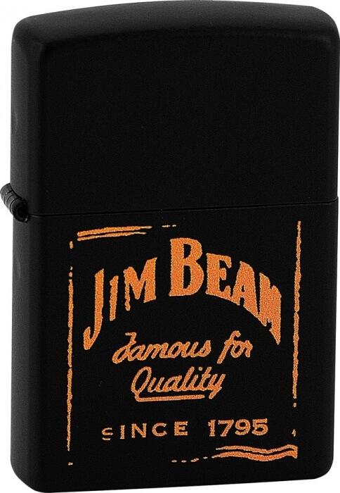 Zippo zapalovač 26438 Jim Beam