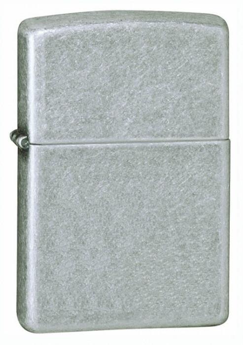 Zippo zapalovač 27009 Antique Silver Plate