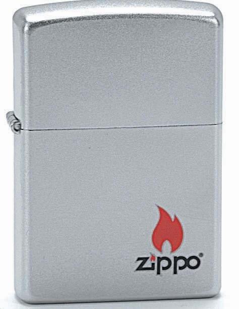 Zippo zapalovač 20199 Zippo Logo