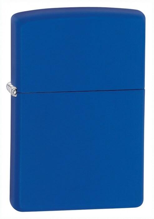Zippo zapalovač 26043 Royal Blue Matte