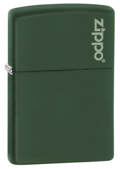 Zippo zapalovač 26093 Green Matte ZL