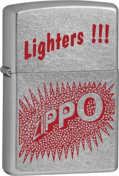 Zippo zapalovač 25323 Zippo Burst