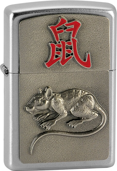 Zippo zapalovač 20362 Year of the Rat
