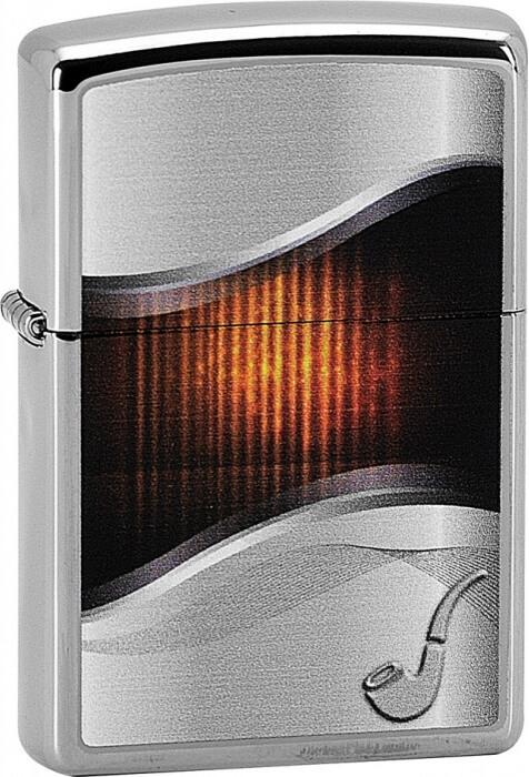 Zippo zapalovač 22876 Pipe Lighter Amber