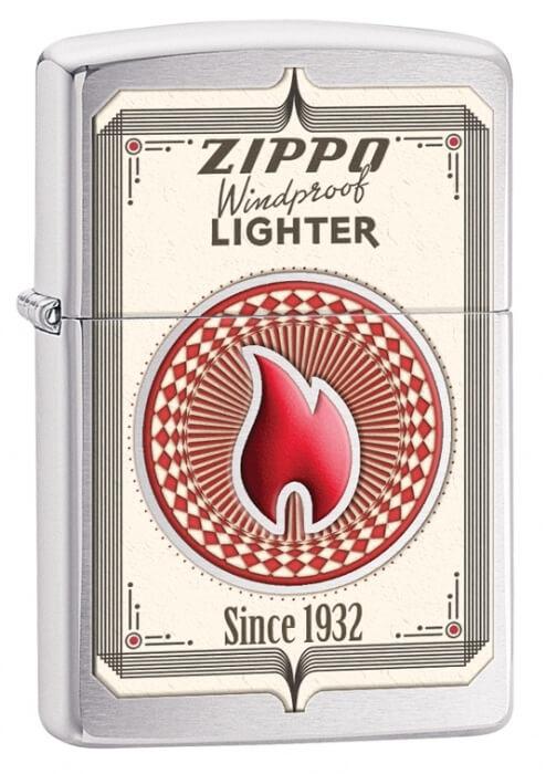 Zippo zapalovač 21816 Trading Cards