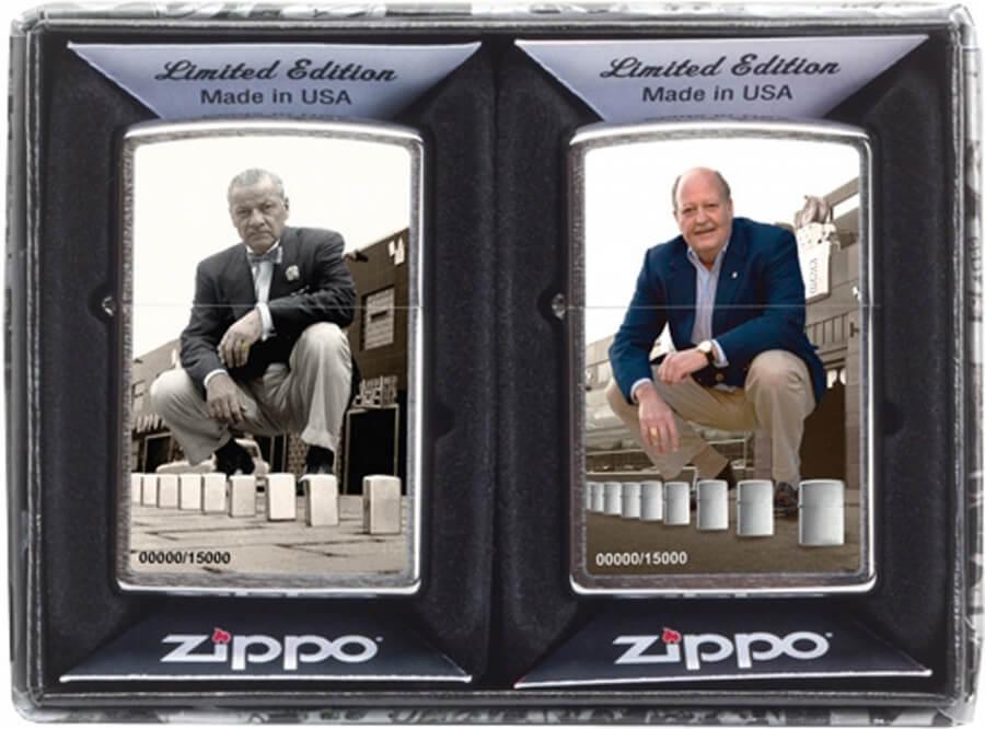 Zippo zapalovač 21733 Series in Time