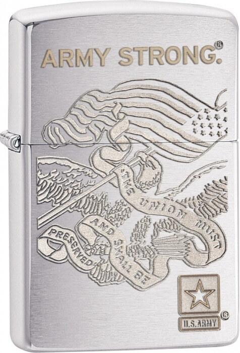 Zippo zapalovač 21731 U.S. Army