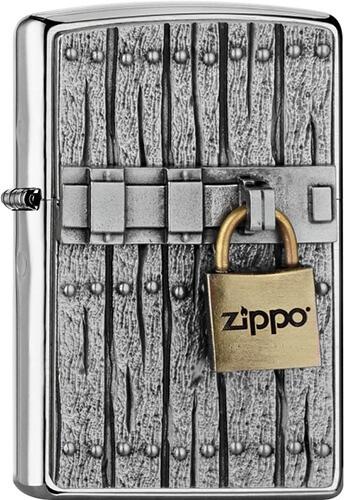 Zippo zapalovač 21031 Vintage Lock
