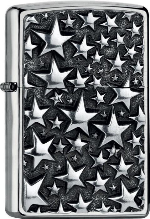 Zippo zapalovač 21894 Stars
