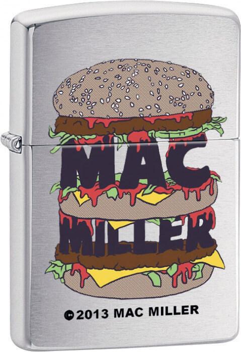 Zippo zapalovač 21823 Mac Miller
