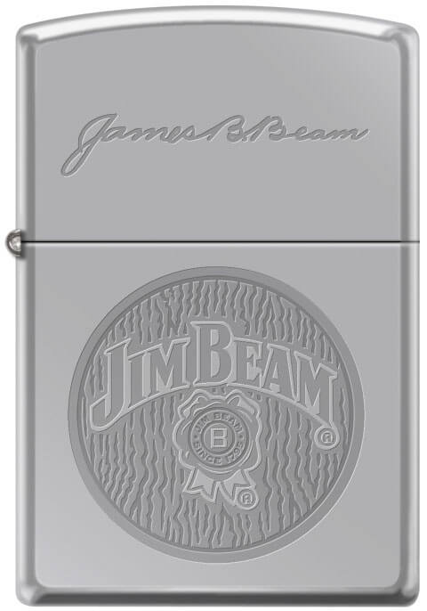 Zippo zapalovač 22037 Jim Beam