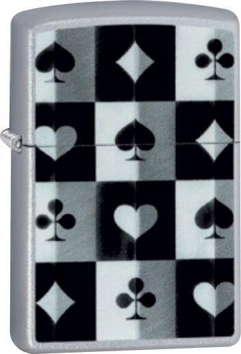 Zippo zapalovač 20788 Cards Symbols