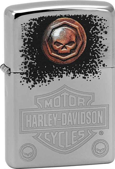 Zippo zapalovač 22995 Harley-Davidson