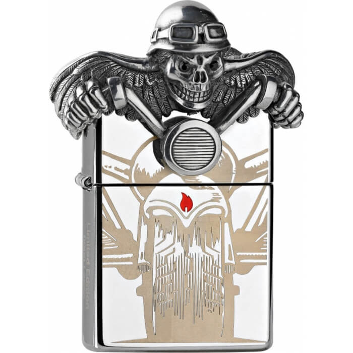 Zippo zapalovač 22054 Death Rider