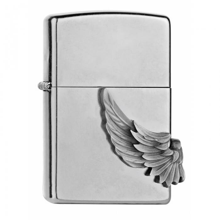 Zippo zapalovač 25539 Flying Heart Design