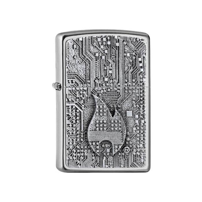 Zippo zapalovač 20793 Matrix Emblem