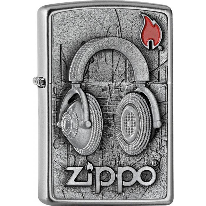 Zippo zapalovač 20043 Headphones