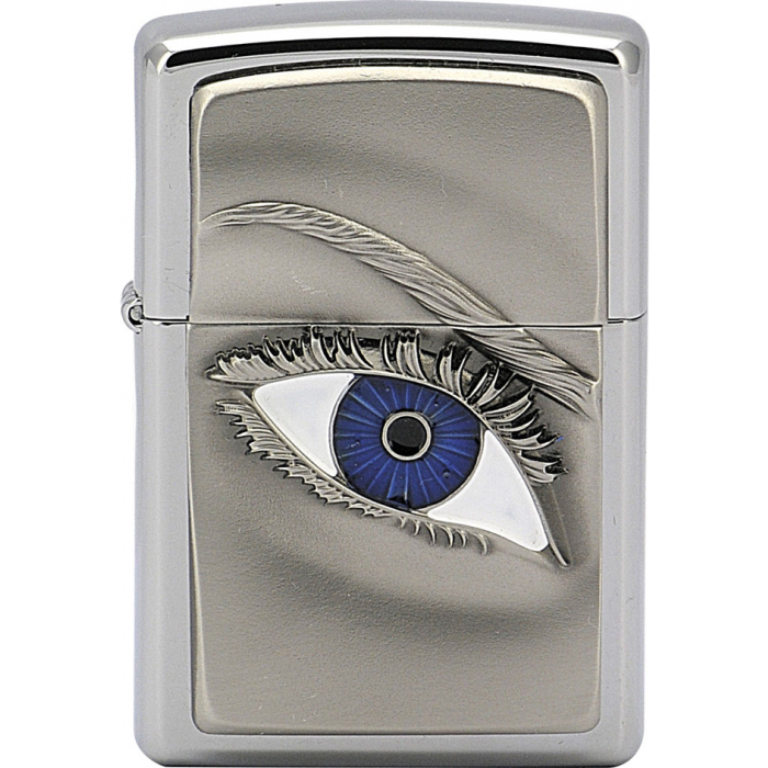 Zippo zapalovač 22896 Woman Eye Emblem